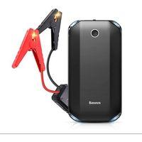Pozostałe akcesoria do samochodu, Baseus power bank Power Starter Jump Starter urządzenie rozruchowe booster 8000mAh 12V 800A czarny (CRJS01-01)