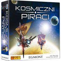 Planszówki, Egmont, gra rodzinna Kosmiczni piraci