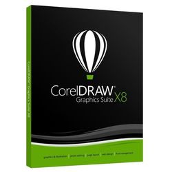 Corel CorelDRAW Graphics Suite X8 PL Box (Upgrade)