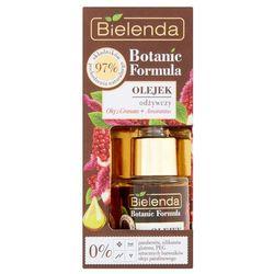 Bielenda Botanic Formula Olej z Czarnuszki + Czystek Olejek przeciwzmarszczkowy na dzień i na noc 15ml