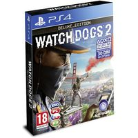 Gry na PS4, Watch Dogs 2 (PS4)