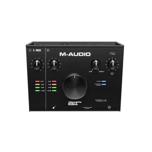 Pozostały sprzęt estradowy, M-Audio AIR 192/4 interfejs audio USB