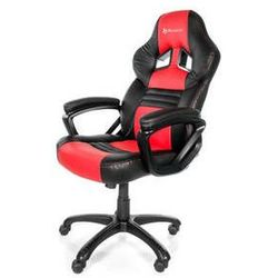 Fotel gamingowy Arozzi MONZA (MONZA-RD) Czarna/Czerwona