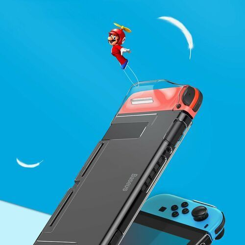 Etui i futerały do telefonów, Baseus SW Basic | Etui slim case obudowa do Nintendo Switch EOL