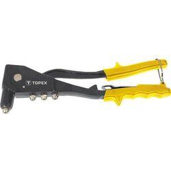 Nitownica TOPEX 43E701 do nitów aluminiowych