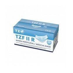 TZF II R, 50 sztuk, opak. kartonik - Certyfikowane maski medyczne - produkt polski
