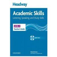 Pamiętniki, dzienniki, listy, Headway Academic Skills: 3: Listening, Speaking, and Study Skills Teacher's Guide with Tests CD-ROM