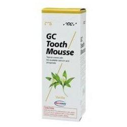 GC Tooth Mousse - bez fluoru o smaku Waniliowym 35 ml