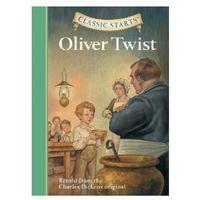 Książki do nauki języka, Classic Starts (R): Oliver Twist (opr. twarda)