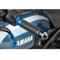Manetki motocyklowe, Manetki PUIG Hi-Tech Ascent do kierownic 22 mm (niebieskie)