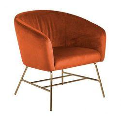 Fotel Pablos 2X - pomarańczowy