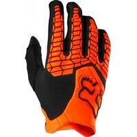Rękawice motocyklowe, Fox rękawice off-road pawtector flo orange