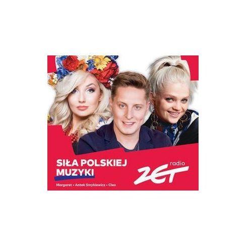Pozostała muzyka rozrywkowa, ZET SIŁA POLSKIE MUZYKI - Różni Wykonawcy (Płyta CD)