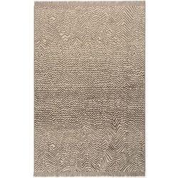 Dywan Agnella Natural Signum F Jasny Szary (frędzle) 80x120