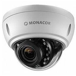MONACOR ELAX-2812DVS ECO Line: Kolorowa kamera kopułowa