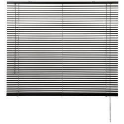 Żaluzja aluminiowa Colours Studio 90 x 180 cm czarna