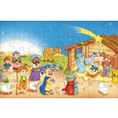 Muzyka religijna, Puzzle religijne Boże Narodzenie