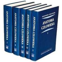 Książki medyczne, Anatomia człowieka tom 1-5 / anatomia człowieka repetytorium - adam bochenek, michał reicher, ryszard aleksandro (opr. twarda)