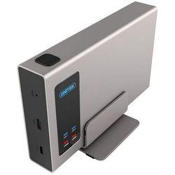 """Kieszeń Unitek USB 3.1, 2x HDD 2.5"""" (Y-3371) Darmowy odbiór w 20 miastach!"""