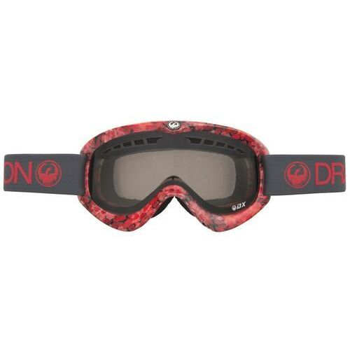 Kaski i gogle, gogle snowboardowe DRAGON - Dx Prism (Smoke) (418)