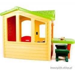 LT Domek Piknikowy PATIO II z Magicznym Dzwonkiem