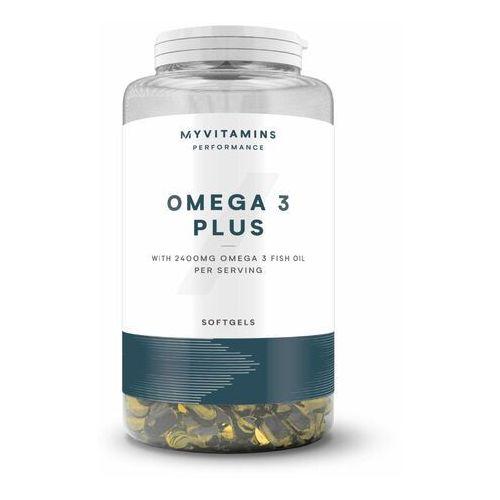 Witaminy i minerały, Super Omega 3 Pure Max, Unflavoured, Tub, 90