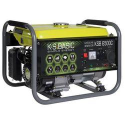 Agregat prądotwórczy KSB 6500C moc5.5 kW KÖNNER & SÖHNEN