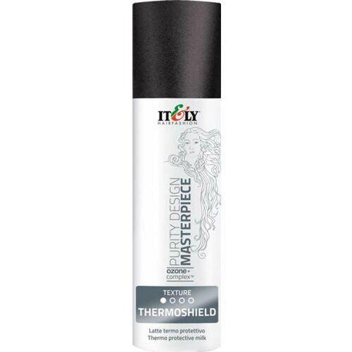 Stylizowanie włosów, Itely Hairfashion PDM THERMOSHIELD Mleczko chroniące i wygładzające włosy do modelowania na ciepło