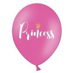 Balony pastelowe Princess - 30 cm - 5 szt.