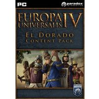 Gry PC, Europa Universalis 4 El Dorado (PC)