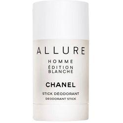 CHANEL - Allure Homme Edition Blanche Dezodorant w sztyfcie DST 75 ml Dla Panów