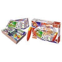 Gry dla dzieci, Gra Enjoy English, Mały odkrywca i magiczny ołówek