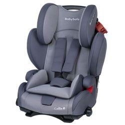 BABYSAFE Fotelik 9-36 kg COLLIE GREY |RABAT DO 150 ZŁ | IDŹ DO SKLEPU I SPRAWDŹ |