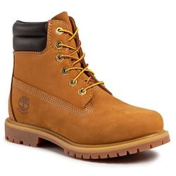 Trapery TIMBERLAND - Waterville 6 In Waterproof Boot TB042687231 Wheat Nubuck