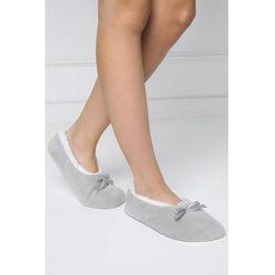Pantofle Model Classic Grey - Aruelle