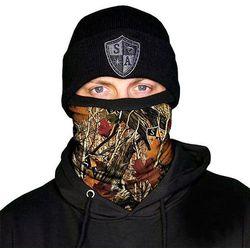 SA Co. Chusta Wielofunkcyjna Frost Tech™ Face Shield™ Forest Camo - Forest Camo
