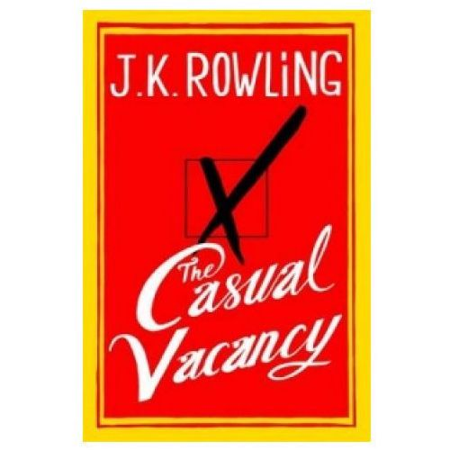 Literatura młodzieżowa, Casual Vacancy (opr. twarda)
