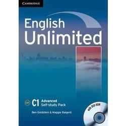 English Unlimited Advanced Workbook (zeszyt ćwiczeń) with DVD-ROM (lp) (opr. miękka)