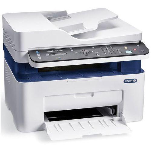 Drukarki wielofunkcyjne, Xerox 3025