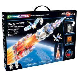 Klocki Mars Rocket