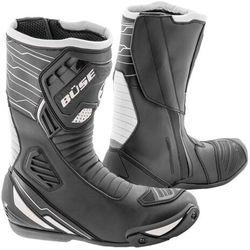 Buse buty motocyklowe sport evo czarno-białe