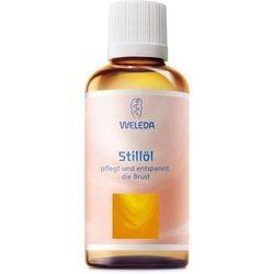 WELEDA Mother Nursing Oil odżywczy i kojący olejek do masażu biustu 50ml