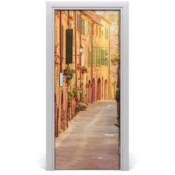 Fototapeta samoprzylepna na drzwi Włoskie uliczki