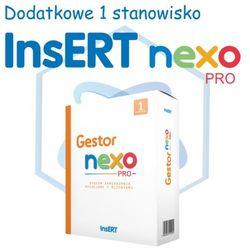 InsERT Gestor Nexo PRO - rozszerzenie na dodatkowe 1 stanowisko