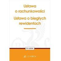 Biblioteka biznesu, Ustawa o rachunkowości oraz ustawa o biegłych rewidentach - książka (opr. miękka)