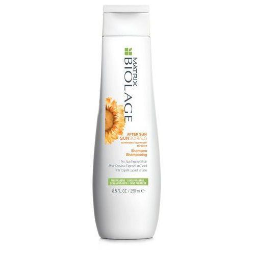 Odżywianie włosów, Matrix Biolage SunSorials After Sun Szampon z ochroną UV 250ml