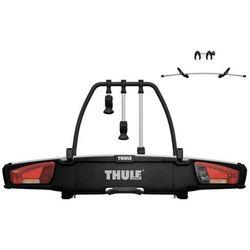 Thule VeloSpace XT 3 13 pin + adapter Bagażnik rowerowy na hak 4 rowery