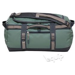 Torba podróżna The North Face Base Camp Duffel XS II - thyme / falcon brown