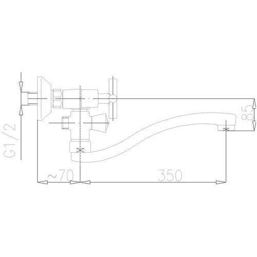 Bateria KFA Symetric 348-710-00
