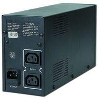 Zasilacze UPS, Ups Gembird Line-interactive 850va 2x Iec 230v Out, Usb